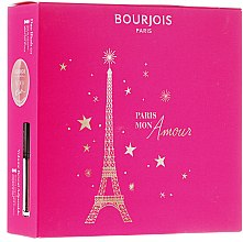 Düfte, Parfümerie und Kosmetik Make-up Set - Bourjois (Mascara 8ml + Rouge 2.5g)