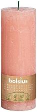 Düfte, Parfümerie und Kosmetik Stumpenkerze rosa 190x68 mm - Bolsius