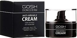 Düfte, Parfümerie und Kosmetik Anti-Falten Gesichtscreme mit Peptidkomplex und Vitamin E - Gosh Donoderm Anti Wrinkle Cream Prestige