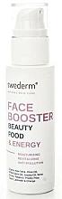 Düfte, Parfümerie und Kosmetik Feuchtigkeitsspendender und revitalisierender Gesichtsbooster - Swederm Face Booster Beauty Food & Energy