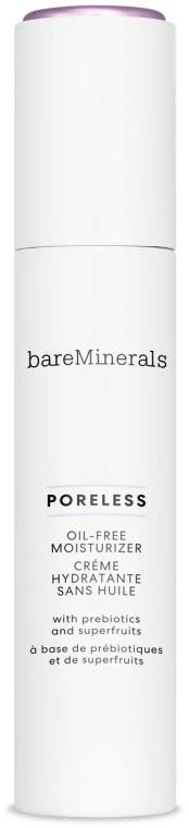 Ölfreie Feuchtigkeitscreme für das Gesicht - Bare Escentuals Bare Minerals Poreless Oil-Free Moisturizer — Bild N1