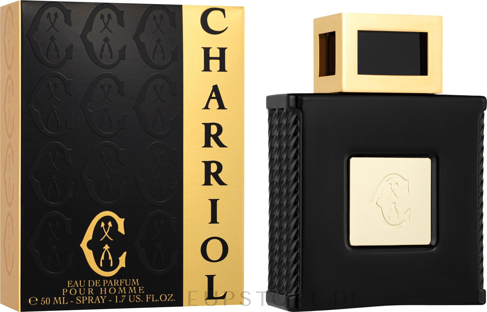Charriol Eau de Parfum Pour Homme - Eau de Parfum — Bild 50 ml