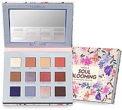 Düfte, Parfümerie und Kosmetik Lidschattenpalette - Nabla Soul Blooming Eyeshadow Palette