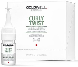 Intensiv feuchtigkeitsspendendes Serum für lockiges Haar - Goldwell Dualsenses Curly Twist Intensive Hydrating Serum — Bild N1