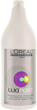Farbschutz-Shampoo für coloriertes Haar - L'Oreal Professionnel Luo Optimiser — Bild N1