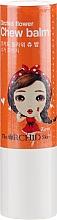 Düfte, Parfümerie und Kosmetik Feuchtigkeitsspendender Lippenbalsam Sugar Orange - The Orchid Skin Orchid Flower Chew Balm Sugar Orange