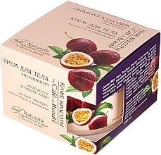 Düfte, Parfümerie und Kosmetik Vitamin-Körpercreme mit Passionsfruchtextrakt, Patchouliöl und Macadamiaöl - Le Cafe de Beaute Vitamin Body Cream