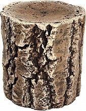 Düfte, Parfümerie und Kosmetik Dekorative Kerze Tree Stump - Artman Popular Candle Tree Stump Ø11.5xH13cm