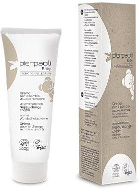 Samtige Wundschutzcreme für Babys - Pierpaoli Baby Care Nappy Change Cream — Bild N1