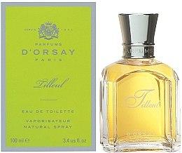 Düfte, Parfümerie und Kosmetik D`Orsay Tilleul - Eau de Toilette