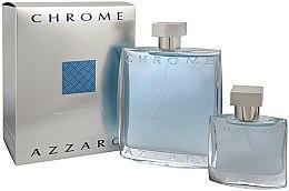 Düfte, Parfümerie und Kosmetik Azzaro Chrome - Duftset (Eau de Toilette 200ml + Eau de Toilette 30ml)