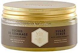 Düfte, Parfümerie und Kosmetik Zuckerpeeling für den Körper mit Honigextrakt - Panier Des Sens Royal Sugar Scrub