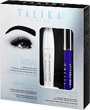 Düfte, Parfümerie und Kosmetik Augenpflegeset - Talika Lipocils Platinium (Augenserum 17ml + Augenmaske 15ml)