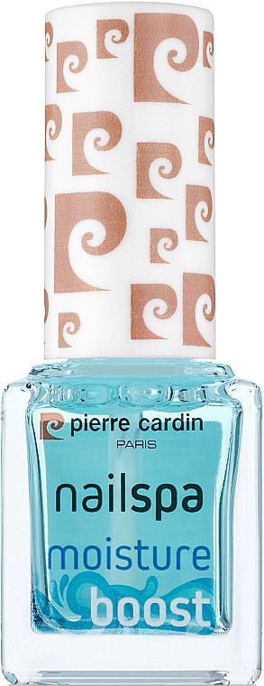 Feuchtigkeitsspendendes Nagelserum - Pierre Cardin Nail Spa Moisture Boost — Bild N2