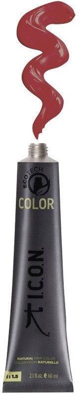 Permanente Creme-Haarfarbe ohne Ammoniak - I.C.O.N. Ecotech Color Natural Hair Color — Bild 4.5 - Medium Mahogany Brown