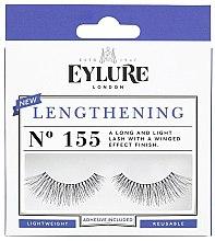 Düfte, Parfümerie und Kosmetik Künstliche Wimpern №155 - Eylure Pre-Glued Lengthening