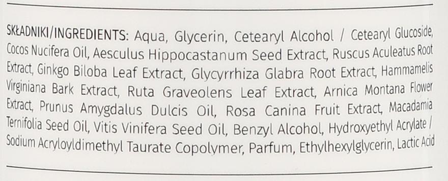 Botanisches Körperserum für Kapillarhaut - Organic Life Dermocosmetics Redness Solution — Bild N3