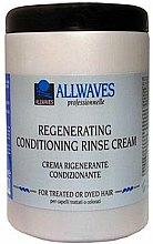 Düfte, Parfümerie und Kosmetik Regenerierende Creme für gefärbtes und strapaziertes Haar - Allwaves Regenerating Conditioning Rinse Cream For Treated Or Dyed Hair