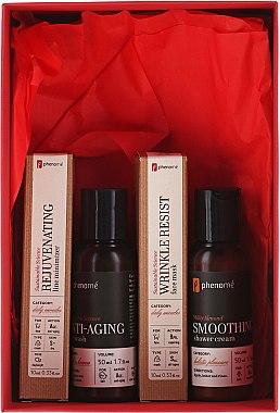 Körperpflegeset - Phenome Sustainable Science (Creme 10ml + Maske 10ml + Shampoo 50ml + Duschcreme 50ml) — Bild N1