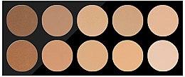 Düfte, Parfümerie und Kosmetik Gesichtspuder-Palette - Pierre Rene Compact Powder Palette