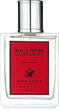 Düfte, Parfümerie und Kosmetik Acca Kappa Black Pepper & Sandalwood - Eau de Parfum