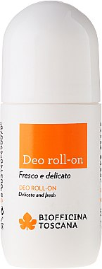 Deo Roll-on Antitranspirant - Biofficina Toscana Deodorant Ball — Bild N1
