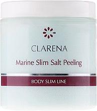 Düfte, Parfümerie und Kosmetik Körperpeeling mit Meersalz - Clarena Marine Slim Salt Peeling
