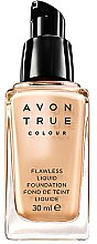 Düfte, Parfümerie und Kosmetik Cremige Foundation - Avon True Colour