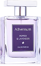 Düfte, Parfümerie und Kosmetik Allvernum Pepper & Lavender - Eau de Parfum