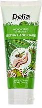 Düfte, Parfümerie und Kosmetik Regenerierende Handcreme mit Olivenöl - Delia Extra Hand Care