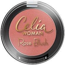 Düfte, Parfümerie und Kosmetik Gesichtsrouge - Celia Woman Rose Blush