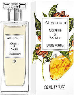 Allverne Coffee & Amber - Eau de Parfum — Bild N1