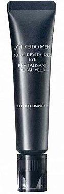 Multifunktions-Augencreme für Männer - Shiseido Total Revitalizer Eye — Bild N1