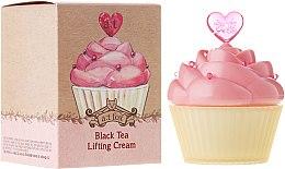 Düfte, Parfümerie und Kosmetik Gesichtscreme mit Liftingeffekt - A:t Fox Black Tea Face Cream