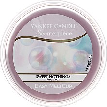 Tart-Duftwachs Sweet Nothings - Yankee Candle Sweet Nothings Melt Cup — Bild N1