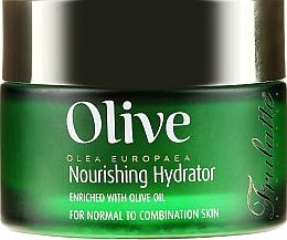 Pflegende Gesichtscreme mit Olivenöl - Frulatte Olive Oil Nourishing Hydrator — Bild N2