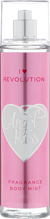 Körperparfum Angel Kiss - I Heart Revolution Angel Kiss Body Mist