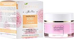 Düfte, Parfümerie und Kosmetik Feuchtigkeitsspendende und beruhigende Gesichtscreme mit Rose - Bielenda Rose Care Cream