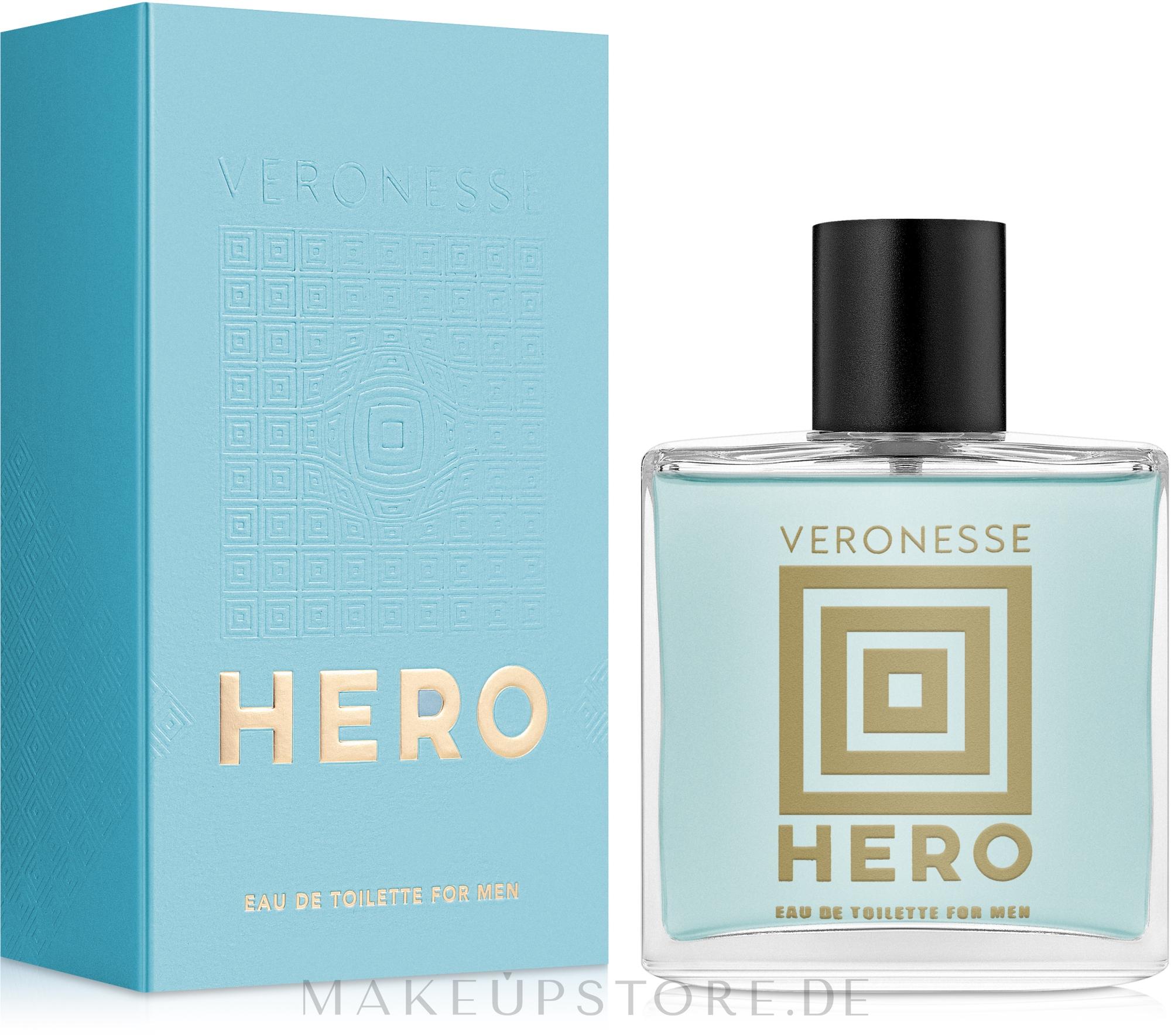 Vittorio Bellucci Veronesse Hero - Eau de Toilette — Bild 100 ml