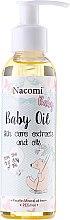 Düfte, Parfümerie und Kosmetik Hautpflegeöl für Babys ab dem ersten Lebenstag - Nacomi Baby Oil
