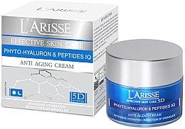 Düfte, Parfümerie und Kosmetik Anti-Falten Gesichtscreme mit Hyaluronsäure und Peptiden - Ava Laboratorium L'Arisse 5D Anti-Wrinkle Cream Phytohyaluron + Peptides