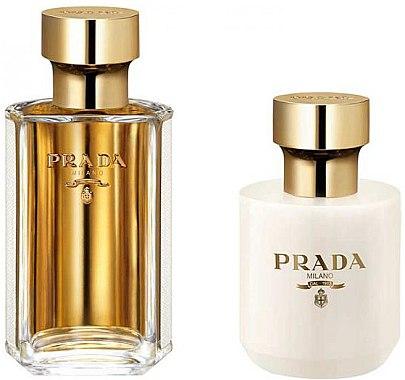 Prada La Femme Prada - Duftset (Eau de Parfum 50ml + Körperlotion 100ml) — Bild N1