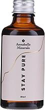 Düfte, Parfümerie und Kosmetik Natürliches multifunktionales Gesichtsöl für problematische und fettige Haut - Annabelle Minerals Stay Pure Oil