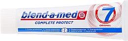Zahnpasta Complete Protect 7 Original - Blend-a-med Complete Protect 7 Original — Bild N2
