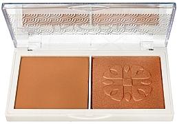 Bronzer-Palette - Ingrid Cosmetics Bali Bronzing Palette — Bild N2