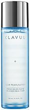 Düfte, Parfümerie und Kosmetik Feuchtigkeitsspendendes und aufhellendes Anti-Falten Gesichstonikum mit Meereskollagen - Klavuu Blue Pearlsation One Day 8 Cups Marine Collagen Aqua Toner