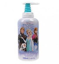 "Düfte, Parfümerie und Kosmetik Duschgel ""Jasmin & Vanille"" - The Beauty Care Company Disney Frozen Bath & Shower Gel"