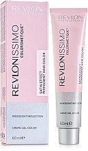 Düfte, Parfümerie und Kosmetik Permanente Haarfarbe mit Satin-Effekt - Revlon Professional Revlonissimo Colorsmetique Satinescent