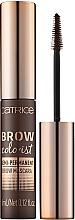 Düfte, Parfümerie und Kosmetik Augenbrauen-Mascara - Catrice Brow Colorist Semi-Permanent Brow Mascara