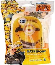 Düfte, Parfümerie und Kosmetik Kinder-Badeschwamm Minions, Carl - Suavipiel Minnioins Bath Sponge